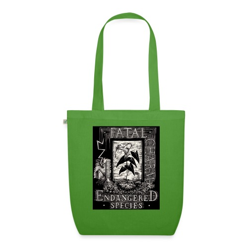 fatal charm - endangered species - EarthPositive Tote Bag