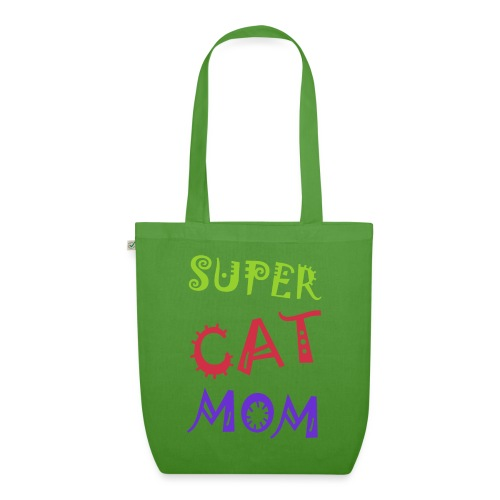 Super cat mom - Bio stoffen tas