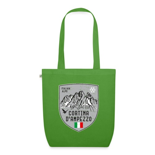 Cortina d Ampezzo Italien Wappen - EarthPositive Tote Bag