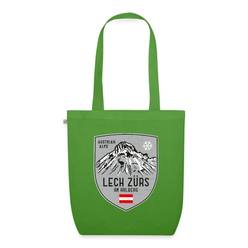 Lech Zürs Austria coat of arms - EarthPositive Tote Bag