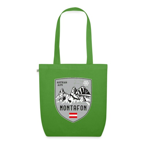 Montafon Austria coat of arms - EarthPositive Tote Bag