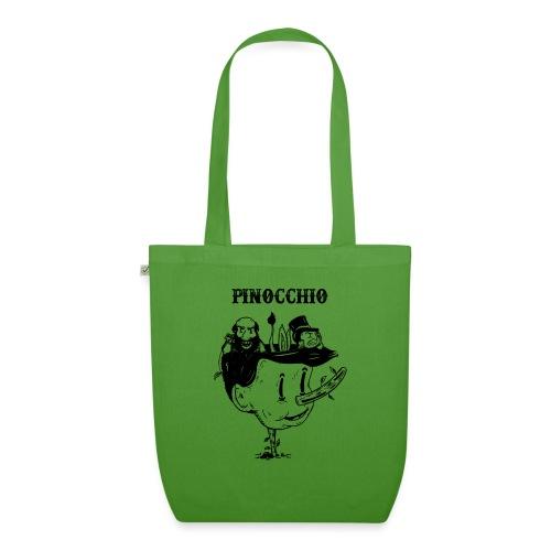 pinocchio - Borsa ecologica in tessuto