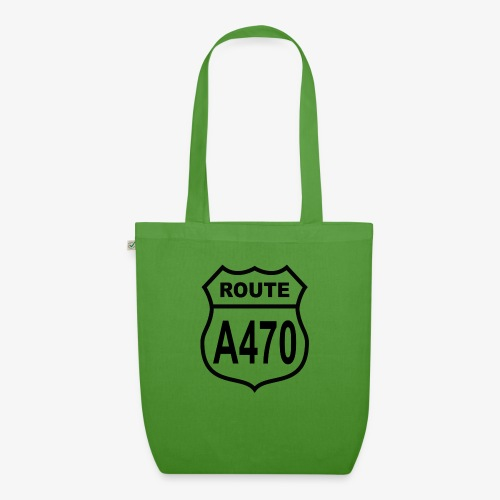 Route A470 - EarthPositive Tote Bag