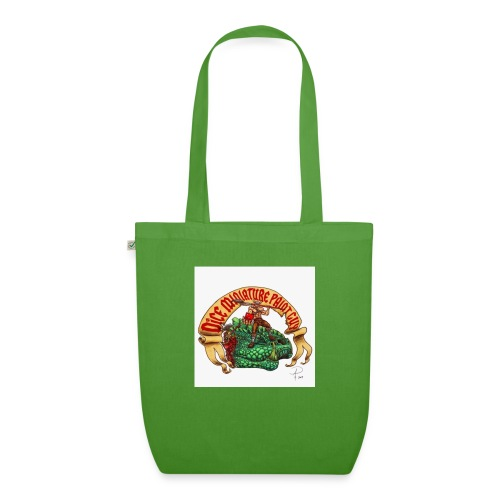 DiceMiniaturePaintGuy - EarthPositive Tote Bag