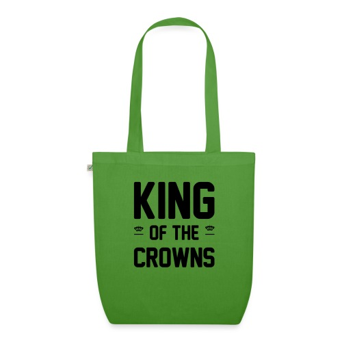 King of the crowns - Bio stoffen tas