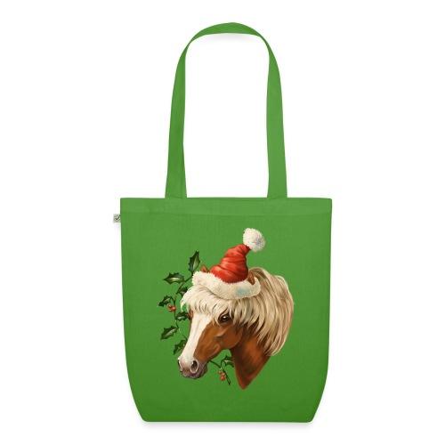 Christmas Pony - Bio-Stoffbeutel