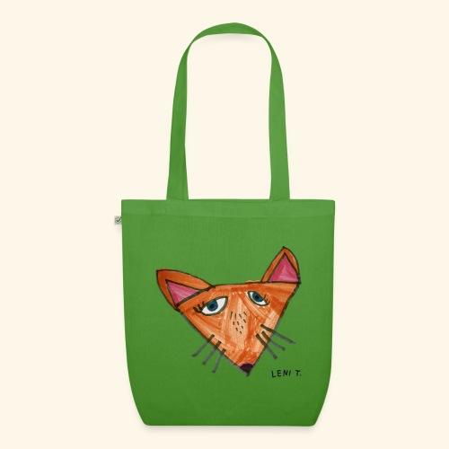 LeniT Fox - Luomu-kangaskassi