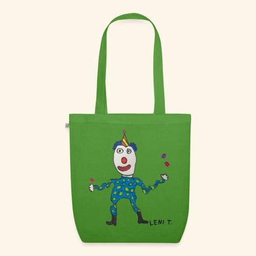 LeniT Clown - Luomu-kangaskassi