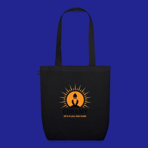 final nero con scritta - EarthPositive Tote Bag
