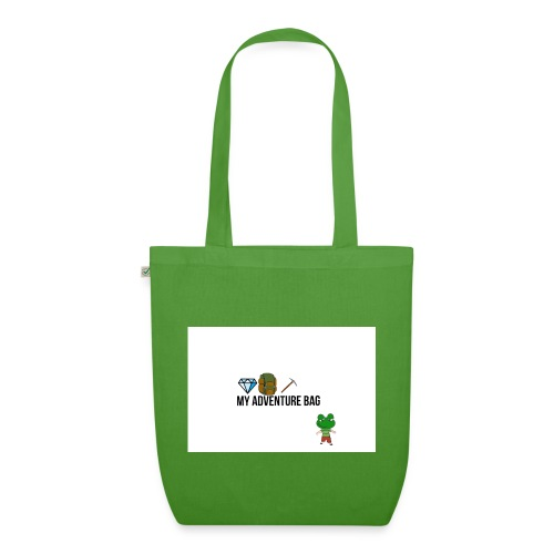 My adventure bag - EarthPositive Tote Bag