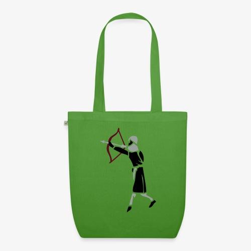 Archer Medieval Icon patjila design - EarthPositive Tote Bag