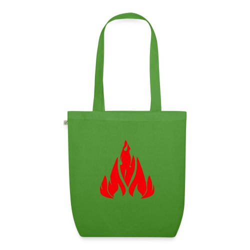 fire - EarthPositive Tote Bag