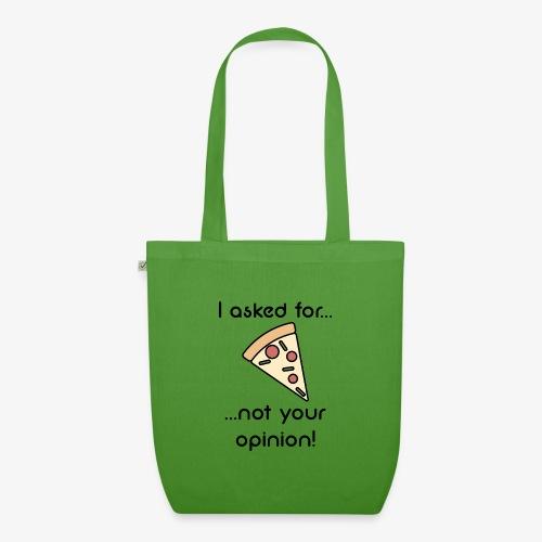 Pizza Opinion - Bio-Stoffbeutel