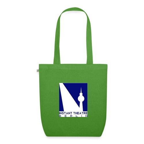 Instant Theater Berlin logo - EarthPositive Tote Bag