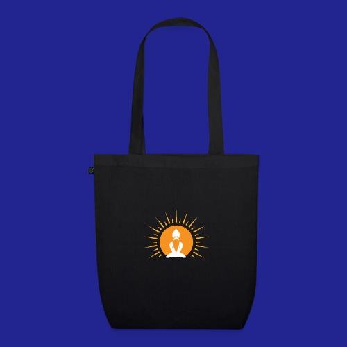 Guramylyfe logo white no text - EarthPositive Tote Bag