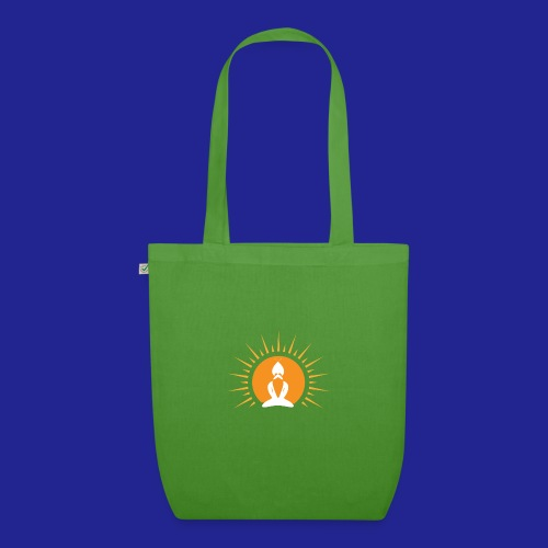 Guramylyfe logo white no text - EarthPositive Tote Bag