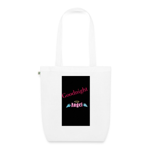 goodnight Angel Snapchat - EarthPositive Tote Bag