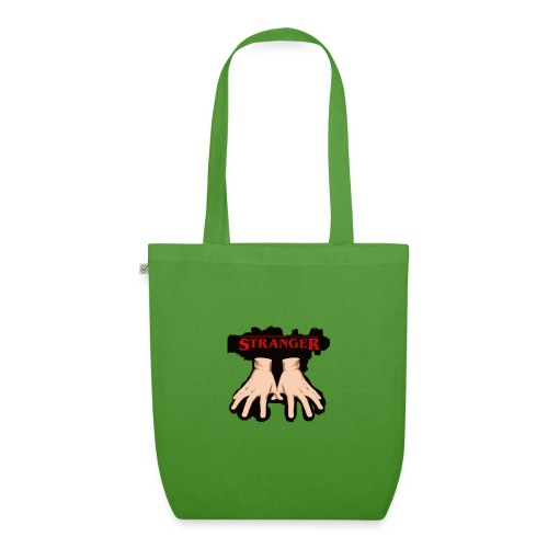 Stranger 'Addams Family' Things - EarthPositive Tote Bag