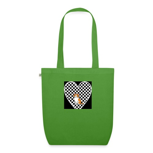 Charlie the Chess Cat - EarthPositive Tote Bag