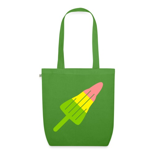 ZOOM ROCKET LOLLY choose your own flavours! - EarthPositive Tote Bag