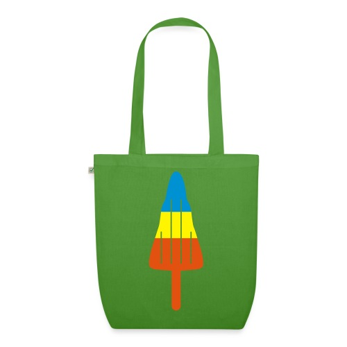ZOOM ROCKET LOLLY: choose three different flavours - EarthPositive Tote Bag