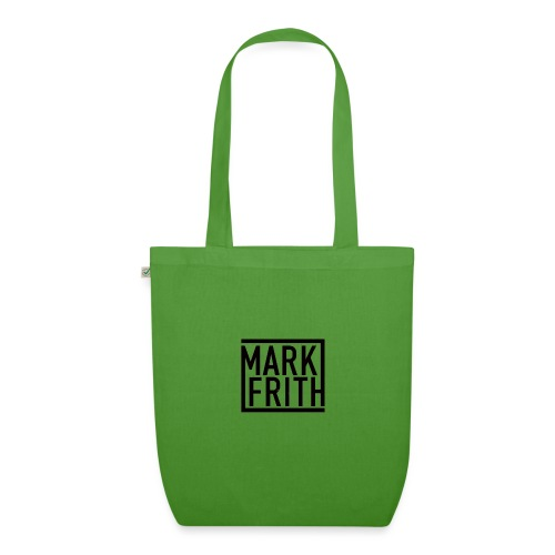 MARK FRITH Logo BLACK - EarthPositive Tote Bag