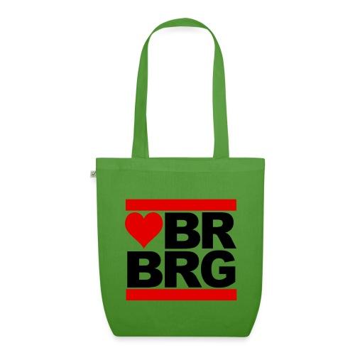 BRBRG schwarz PNG png - Bio-Stoffbeutel