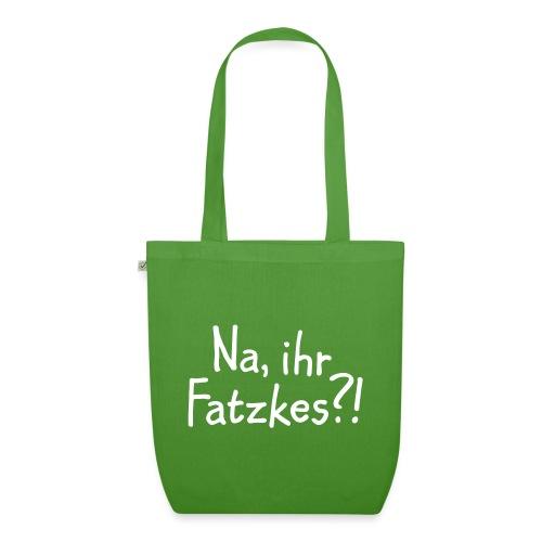 Na, ihr Fatzkes? - Berliner Schnauze aus Berlin - Bio-Stoffbeutel