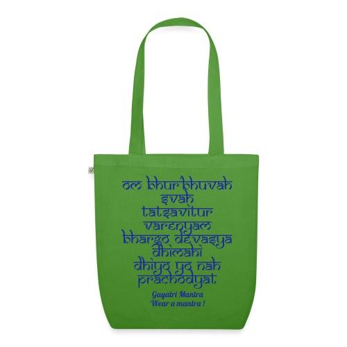 OM Bhur Bhuva Svaha - Borsa ecologica in tessuto