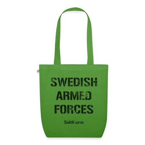 Swedish Armed Forces - Ekologisk tygväska