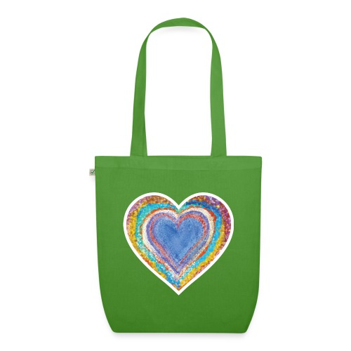 Heart Vibes - EarthPositive Tote Bag