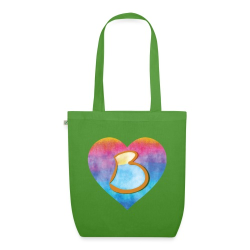 Be a B Heart - EarthPositive Tote Bag