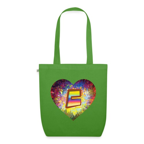 Be a 70th Heart with that special Popper Hippie B - EarthPositive Tote Bag