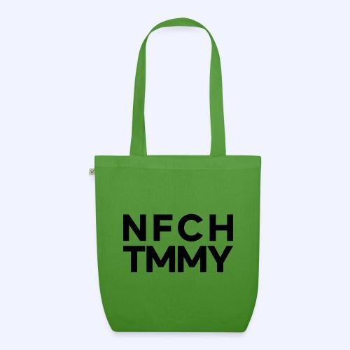 Einfach Tommy / NFCHTMMY / Black Font - Bio-Stoffbeutel
