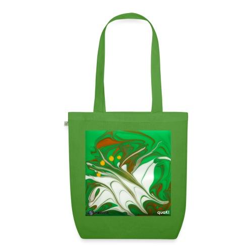 TIAN GREEN Mosaik CG002 - quaKI - Bio-Stoffbeutel