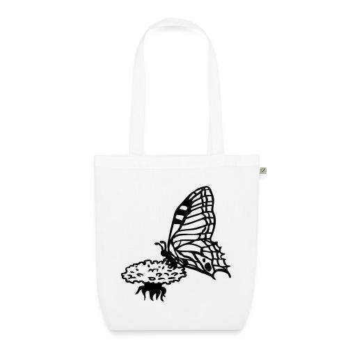Schmetterling - Bio-Stoffbeutel