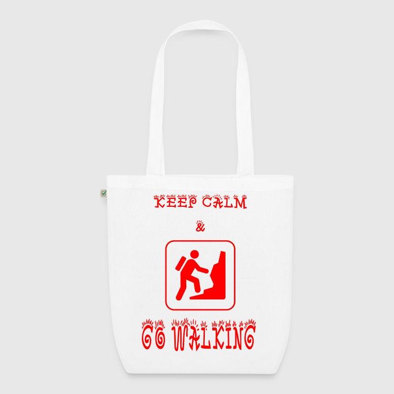 Stoffen Tas Design : Go walking stoffen tas spreadshirt