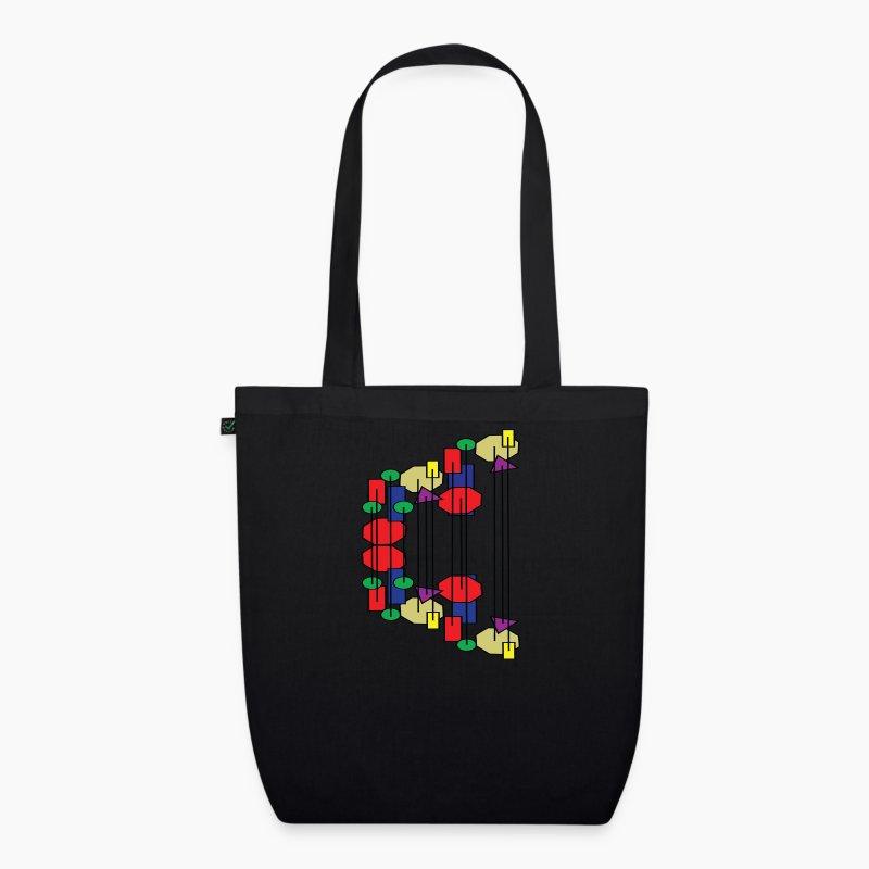 Stoffen Tas Design : Abstract design stoffen tas spreadshirt