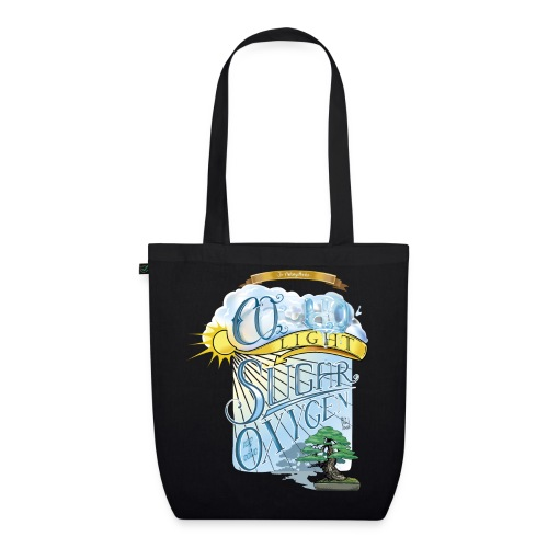 Photosynthesis, Shirt - EarthPositive Tote Bag