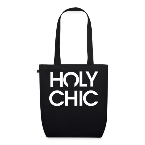 HOLY CHIC! - EarthPositive Tote Bag