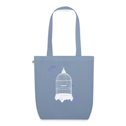 Trapped Inside - EarthPositive Tote Bag