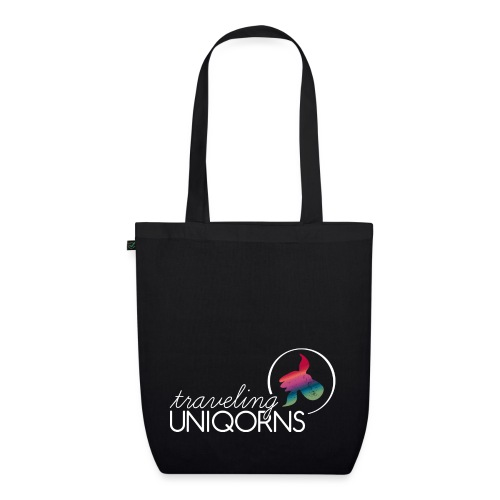 NEW rainbow UNIQORN Logo - EarthPositive Tote Bag
