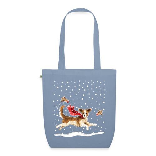 Suza in de sneeuw tas - EarthPositive Tote Bag