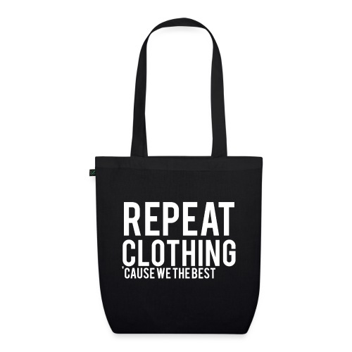 Repeat Clothing - EarthPositive Tote Bag