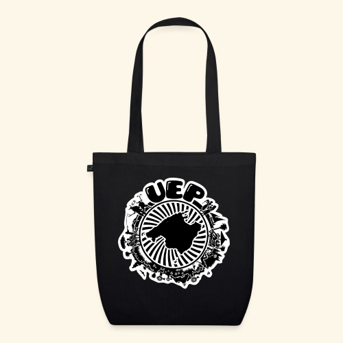 UEP white background - EarthPositive Tote Bag