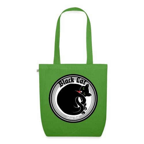 Black Cat - Bio-Stoffbeutel