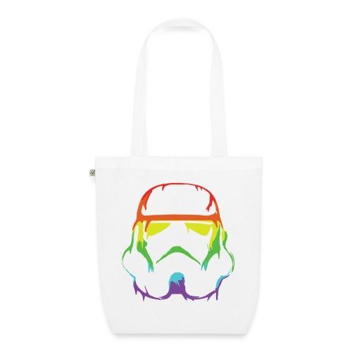 Pride Trooper - simple - Luomu-kangaskassi