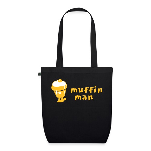 muffin man - Bio-Stoffbeutel