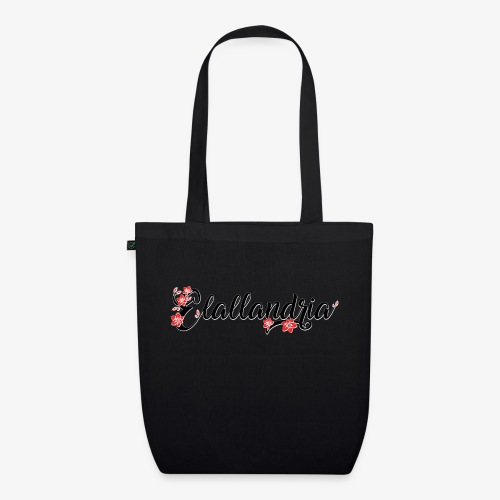Elallandria logo - EarthPositive Tote Bag