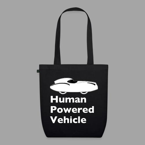 Quattrovelo Human Powered Vehicle white - Luomu-kangaskassi